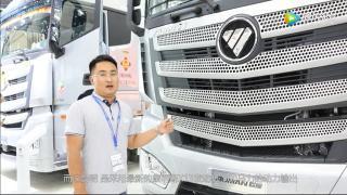 [武汉车展]都是欧曼国典版超级重卡 510和560你会选择哪一款?
