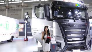 [武汉车展]威龙HV5 配上ZF AMT 欧系高端的新代表