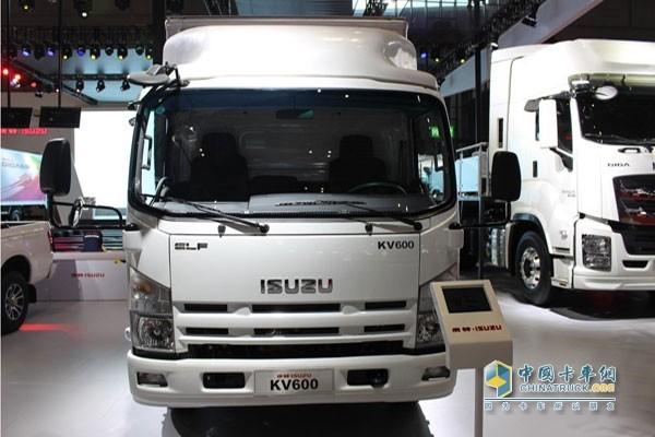庆铃KV600轻卡
