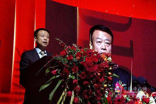 大运汽车董事、山西大运销售总经理姜宇翔先生