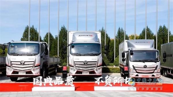 欧马可超级卡车国典款性能可靠