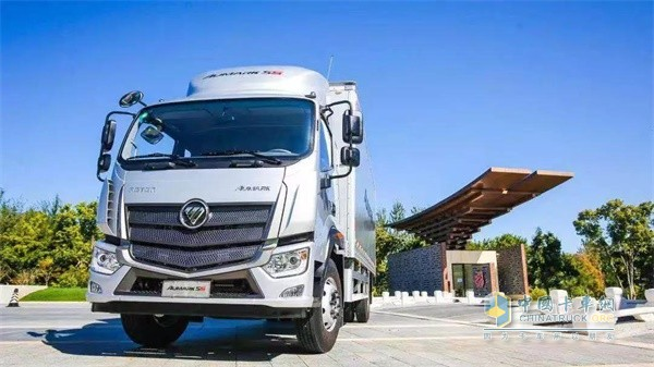 欧马可超级卡车国典款有强大的保障
