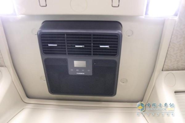 大运V9的驻车空调