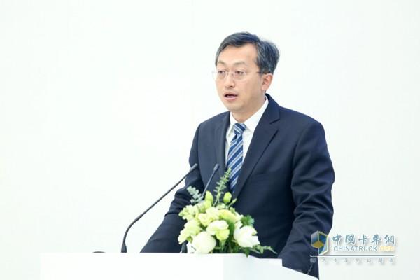 """福田汽车党委书记、总经理巩月琼布置""""战略落地措施安排"""""""