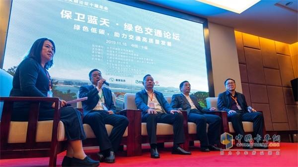 东风商用车天津石化联华运输有限责任公司总经理魏桂岭