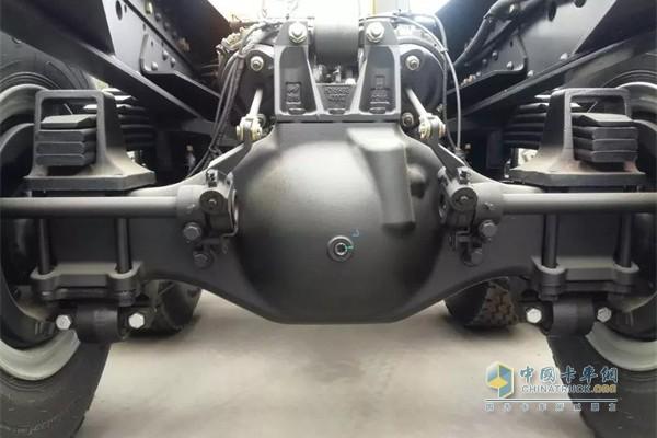 德龙新M3000标准版自卸车设计更优化