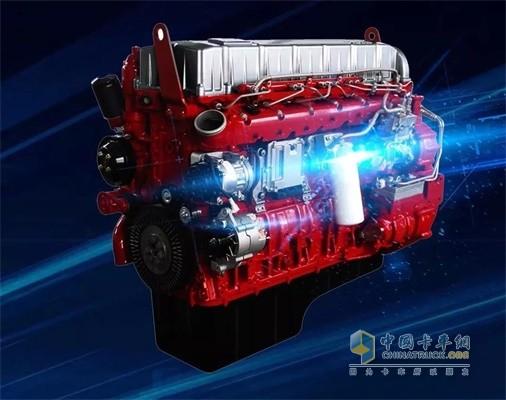 具备发动机自主设计正向开发设计能力