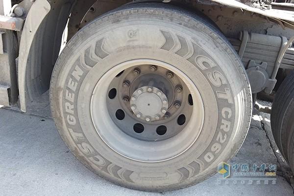 CR260低滚阻真空轮胎