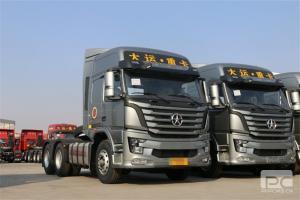 大运 N8V重卡 460马力 6X4 国五牵引车