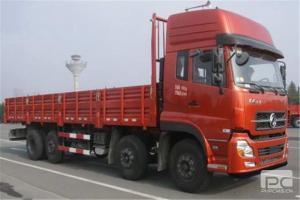 东风天龙高顶高地板载货车