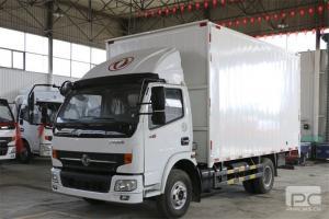 东风凯普特K6-L国五单排厢式轻卡