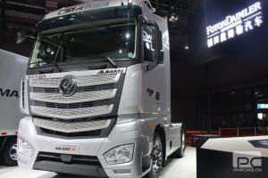 福田戴姆勒欧曼EST重卡 超级卡车