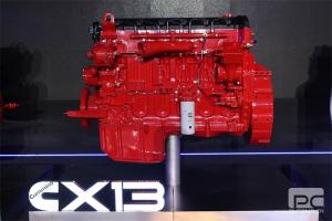 福田康明斯X13发动机