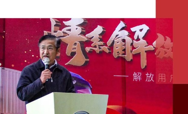 解放销售公司副总经理胡晓冬
