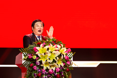 中国重汽打响2020年年会第一枪!谭旭光董事长作出重要讲话!
