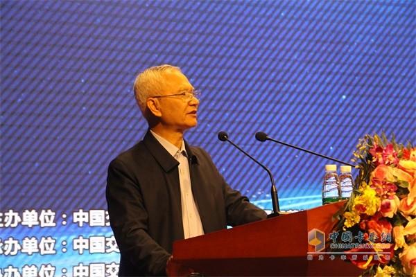 中国交通教育研究会会长刘卫民