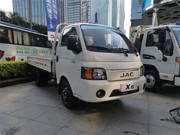 江淮轿卡X5