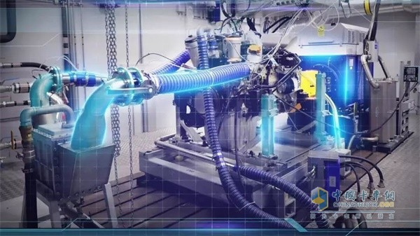 福田戴姆勒发动机实验室
