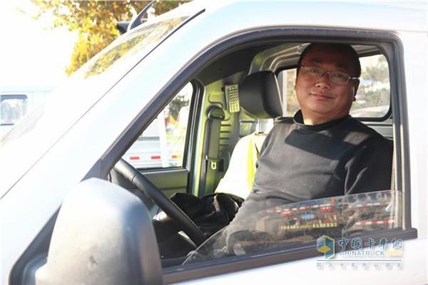 刘精刚一家人都指望着祥菱车赚得的收入