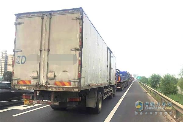 2019年12月1日起,山东省高速将全面禁止超载货车通行