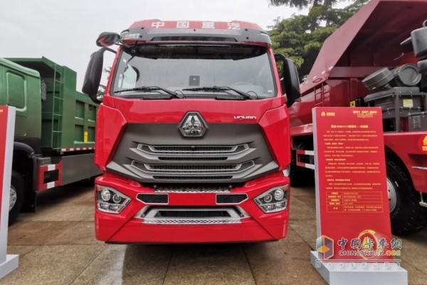 中国重汽豪瀚N5W载货车
