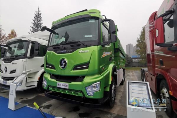 德龙H6000纯电动渣土车