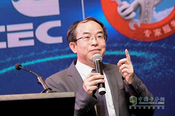 东风康明斯发动机有限公司总经理徐大千先生