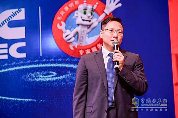 东风康明斯发动机有限公司副总经理营销公司总经理王春光先生