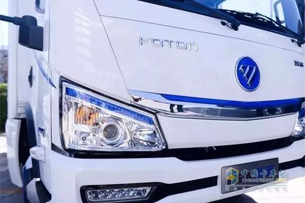 欧马可智蓝纯电动产品主打用户定制化