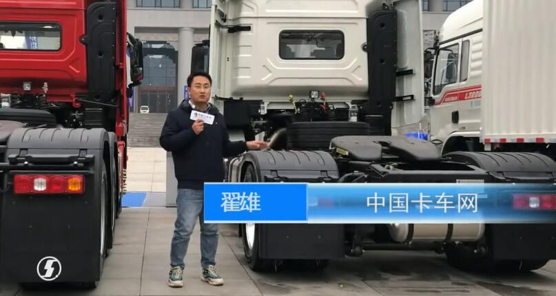专为快递运输打造 低鞍座的德龙X3000牵引车