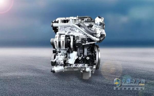 世界级轻型柴油动力M9T发动机·