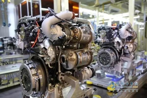 轻型柴油动力M9T发动机