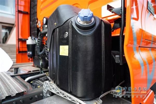 中国重汽SCR尿素加热系统