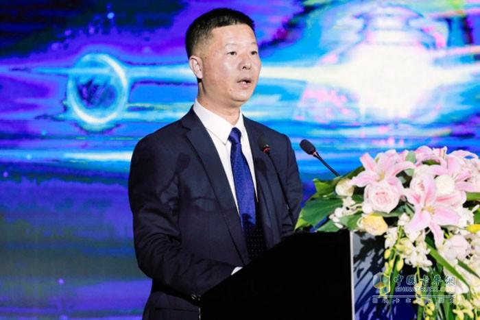时代事业部副总裁瑞沃营销公司总经理江健