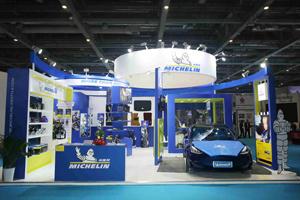 米其林首次亮相法兰克福汽配展 展示汽车配件产品及维修解决方案