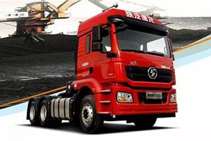 德龙新M3000牵引车 全新品质升级 树立行业新标杆