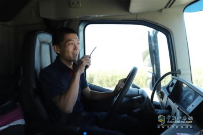 沃尔沃卡车驾驶员索良