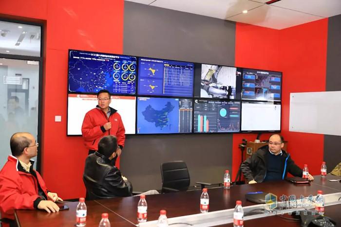 东风康明斯 发动机 数字化中心