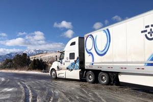横穿全美,智加科技完成全球首次无人重卡生鲜运输试运营