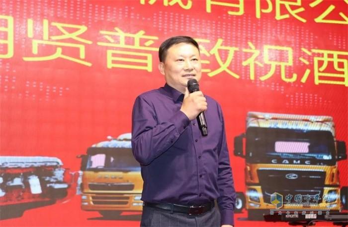芜湖赛力公司总经理胡贤普