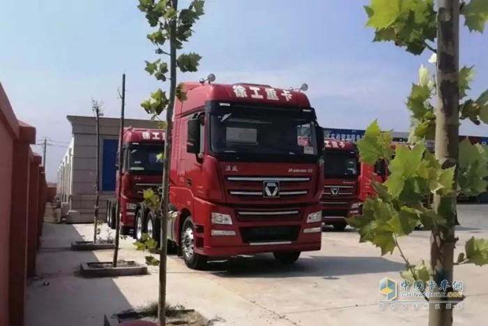 让长途运输化为梦幻之旅 漢風G9东营斩获批量订单