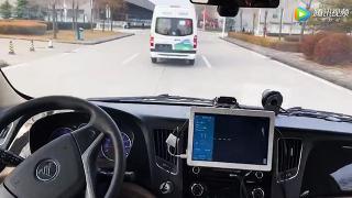 又向自动驾驶前进一步,福田汽车自动列队跟驰