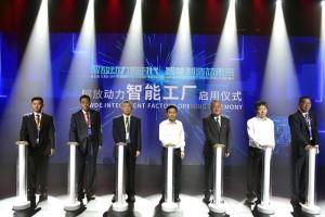 凝聚向心力  解放动力实力演绎中国芯