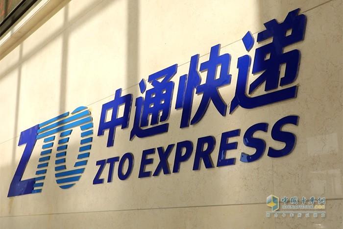 从运输车辆  感受北京中通快递的TCO运营价