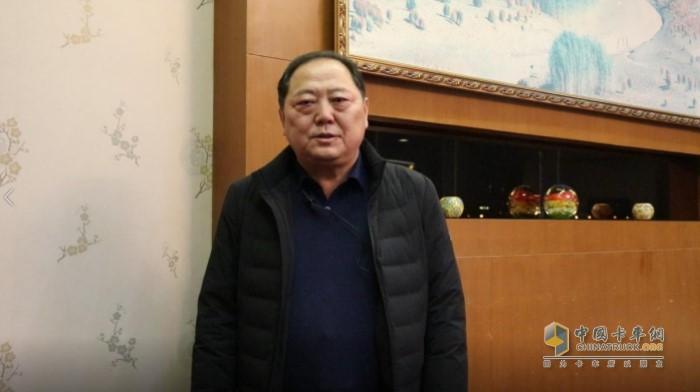 金浩物流董事长王敏