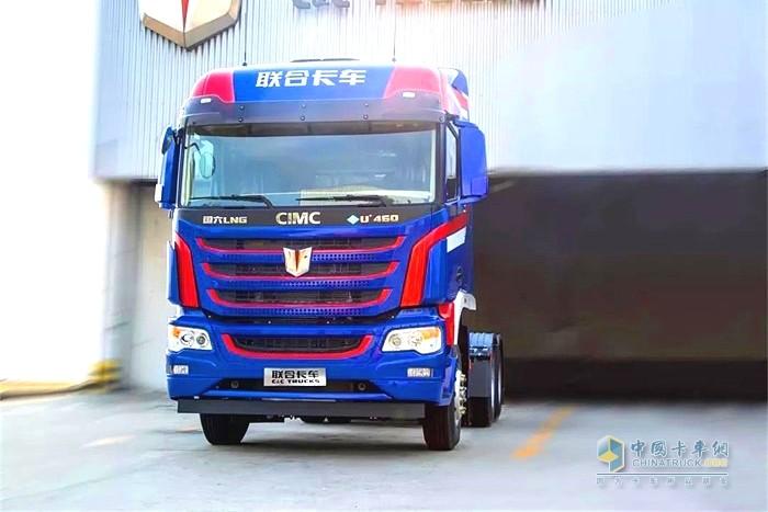 联合卡车国六LNG新车型