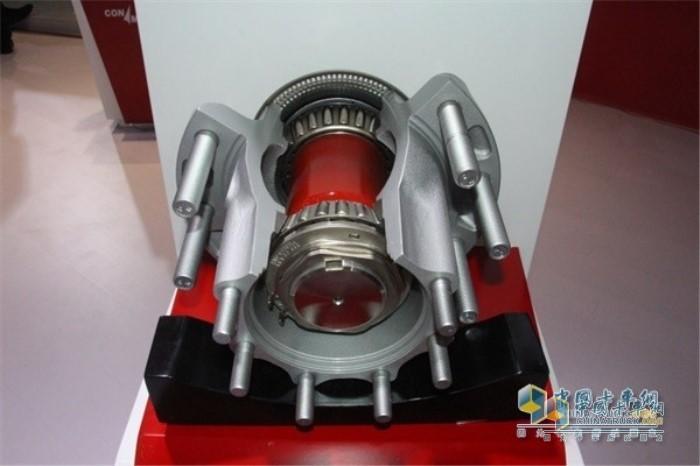 R系列鼓式铝制后轮毂