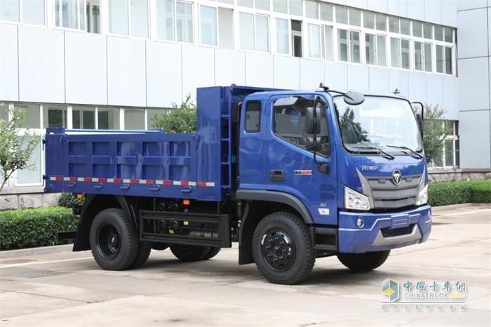 福田瑞沃ES3 4x2自卸车