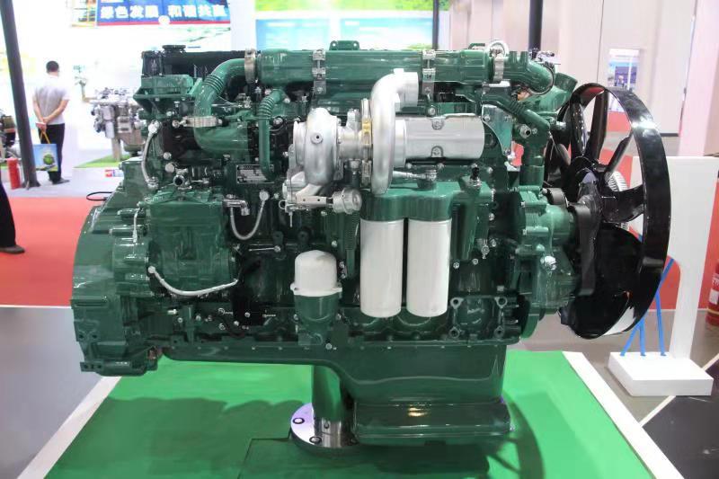 解放动力 CA6DM3-50E5 500马力 12.5L 国六 柴油发动机