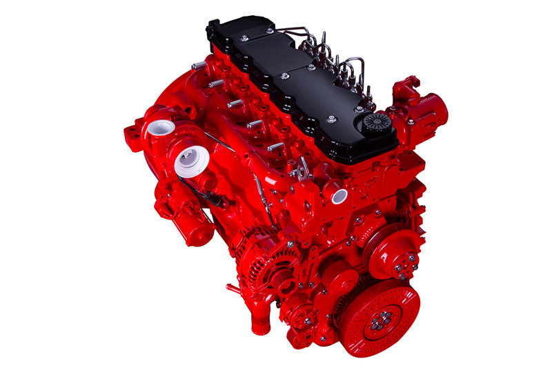 东风康明斯D6.7NS6B290 290马力 6.7L 国六 柴油发动机